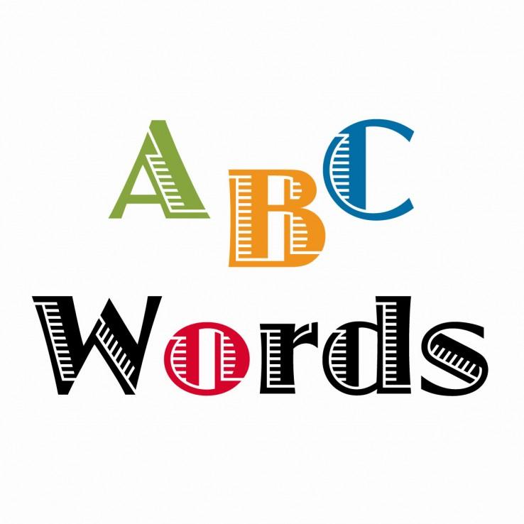 Logo ABC Words